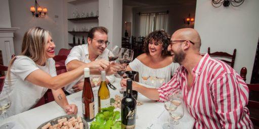 Cata de Vinos en Montilla