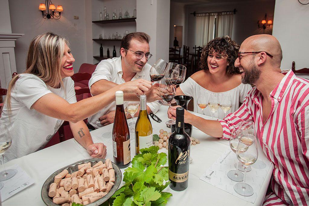 Catas de Vino en Montilla